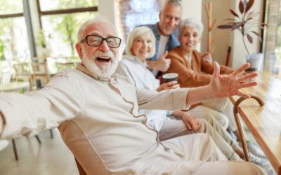 5 Wonderful Things About Growing Older