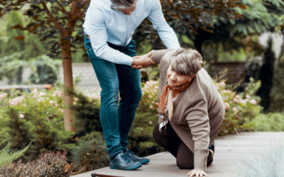 Why is My Elderly Loved One Having Problems with Balance?